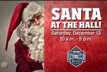 Hall-i-days / Come celebrate the holidays at the College Football Hall of Fame!