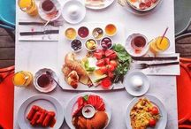 Turkish Breakfast. / Every morning should be ceremonial.