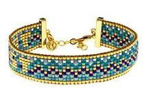 Bracelets on loom
