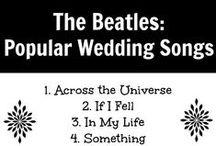 Beatles Wedding / Ideas for a Beatles-themed wedding