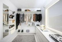 closet / closet/garderob/garderobe