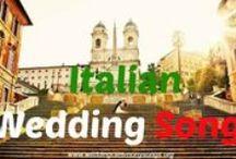 Italian Wedding Songs & Music / Italian wedding songs & music ideas