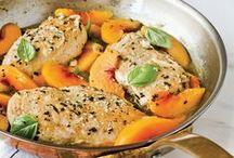 All things Peaches: dinner ideas