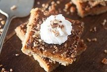 Nuts About Pecans: desserts