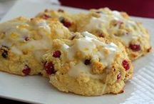 All things Cranberry: desserts