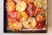 All things Grapefruit: dessert