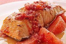 All things Grapefruit: dinner