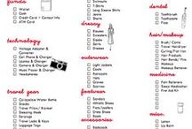 Travel List ✅