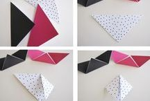 Easy Kids Crafts / Fun and easy to do crafts for kids.