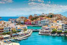 Crete - Greece - Place I'd like to go