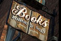 Antiques Books, Libraries, Music & More / by MiSha Joy