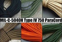 Knots and Paracord / The Premier Board on Pinterest for knots and paracord. No bracelets!! With info on Commercial Paracord and Mil-Spec MIL-C-5040H/PIA-C-5040E Paracord and sources to get it. Over 1700 Pins!!! / by Kevin