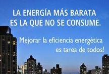 Eficiencia energética / Mostrar las oportunidades que hay para mejorar la eficiencia energética en el hogar, edificios, comunidades de vecinos... además de concienciar lo importante que es para el medio ambiente y el ahorro que supone a los consumidores.