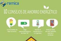 Consejos [Ahorrar Energía] / Sigue nuestros fáciles consejos para ahorrar energía.