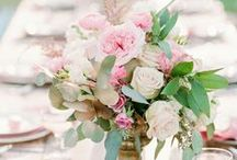 Beautiful Bouquets ♥ / Wedding Day Inspiration / by Something with Love
