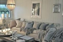 HOME INSPIRATION / IDEAS FOR THE HOME & GARDEN THAT ARE EASY AND COST EFFECTIVE TO DO