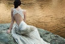 Wedding Dress / Inspiration for my dress / by Becky Engle