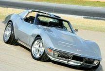 Corvette-Bottom Line Awesome / by John Jay