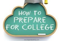 Preparing for College / How to prepare for college for both first year and transfer students / by UNCW Office of Admissions