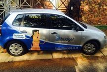 Budget Insurance / For our next Budget Insurance campaign, our existing Budget drivers are getting their cars rebranded with personalised cartoons that depict them and their lifestyles...