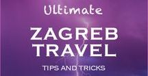 Zagreb Travel Tips / Visit Zagreb   Zagreb Travel Ideas   Zagreb Travel Ideas   Zagreb Restaurants and Bars   Zagreb Cafes