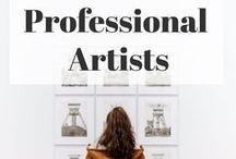 Advice for Artists & Entrepreneurs / Business, Painting, and other Advice for Artists and Entrepreneurs