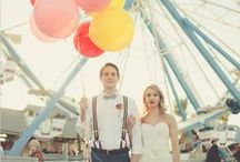 Carnival Wedding Inspiration