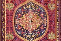 Persian Carpet / Discover one of the greatest pride of the East!!