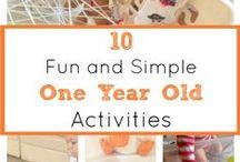 Activities For Children / Activities for toddlers and children