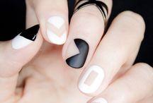 Nice Nails / Sassy nail art.