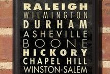 Around NC / Visit North Carolina / by UNCW Office of Admissions