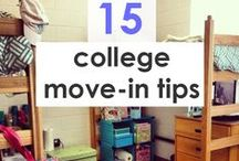 Living On Campus / Preparing for living in a Residential Hall / by UNCW Office of Admissions