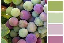 Color schemes / Color, palette, inspirations, digital art, web design