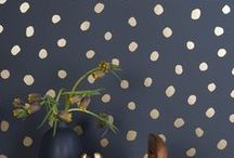 Murals & Stenciling / Wall Makeovers