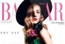 2016 January Covers by Rafael Matías Fabrics / Portadas de Moda. Enero 2016.