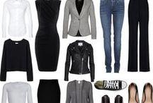 Capsule Wardrobe / Clothing