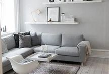 Staging A Home to Sell / Staging a Home To Sell - best colors to paint on your walls before you sell + ideas on arranging furniture & decor to show your home in it's best light!