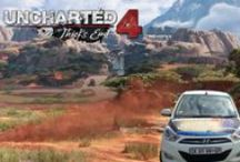 Uncharted 4 / A Thief's End. #Uncharted4SA