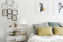 Quarto / Ideias para decorar e modificar quartos.
