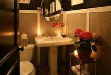 Banheiro / Dicas, ideias e projetos para criar/decorar seu banheiro.