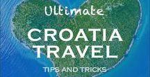 Croatia Travel Tips / Croatia Travel   Best travel tips for traveling in Croatia