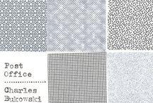 LOVE....pattern/illustrations