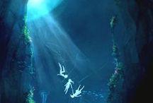 Novel - Atlantis / Inspiration for my Atlantis trilogy