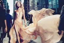 dress in the wind