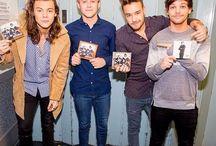 One Direction  / by Kirsten Crum