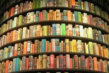 The Expanding Library / A board for anything and everything books. Comment on my Group Board Invitations board if you'd like an invitation. Pinners, invite whomever you like. Pin your favorites, pin your own, just please don't spam, be respectful, and keep it clean.  Shock spam will be deleted. Thank you!