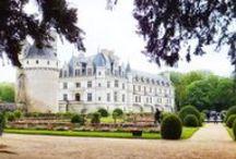 Châteaux en France / La France possède un patrimoine impressionnant et sublime, petit tour d'horizon avec ce tableau dédié aux châteaux Français. #France #châteaux