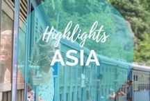Asia Travel Highlights / Come explore Southeast Asia! We have spent over a year exploring this part of the world and have so much more to discover. We have traveled to: Cambodia, Hong Kong & Macau, Indonesia, Laos, Maldives, Malaysia, Philippines, Sri Lanka, Thailand and Vietnam || Read more on: gettingstamped.com/destinations
