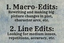Just Write - After The Draft / Rewrites, edits, querying, and beyond