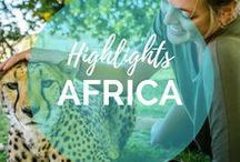 Africa Travel Highlights / We LOVE Africa, we have been on 2 overland safaris. In which we have camped for over 110 nights underneath the Africa stars. Africa is addicting, and we know we will be back. We have traveled to: Botswana, Kenya, Malawi, Morocco, Namibia, Mozambique, Rwanda, South Africa, Tanzania, Uganda, Zambia and Zimbabwe    Read more on: gettingstamped.com/destinations